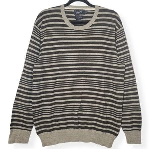 Stitch Fix Men Grayers Clothiers Stripe Sweater XL